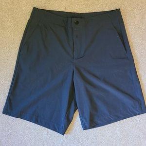 Mens Grey size S tekgear drytek shorts